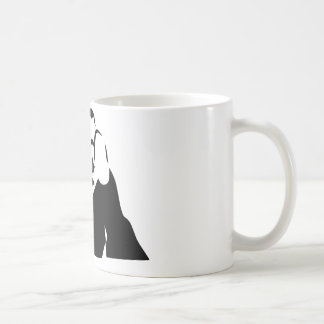 Aikido techniques coffee mug