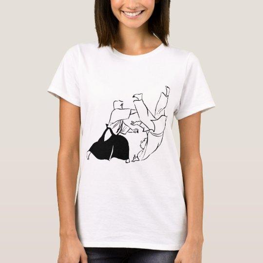 Aikido techniques T-Shirt