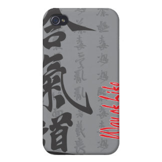 AIKIDO Way of Life iPhone 4 /4s Case