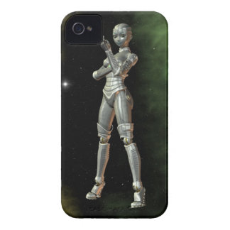 aikobot & stars Case-Mate iPhone 4 case