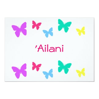 'Ailani Card