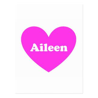 Aileen Postcard