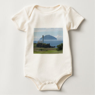 Ailsa Craig, Turnberry Lighthouse Baby Bodysuit