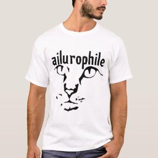 ailurophile Ladies Tonal Stripe T-Shirt