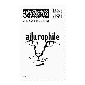 ailurophile stamp