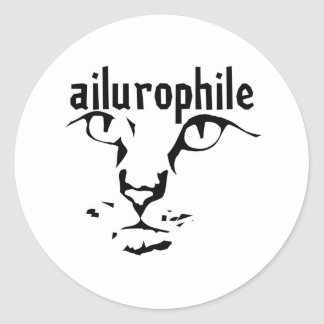 ailurophile Sticker Sheets
