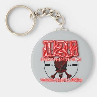 Aim 2 Kill Key Chain