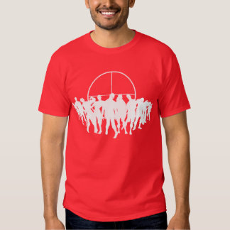 aim 4 the head zombies - red shirt