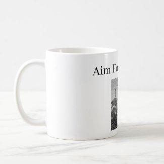 Aim for success Mug