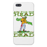 AIM for the HEAD Case For iPhone 5