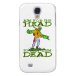 AIM for the HEAD Galaxy S4 Cover