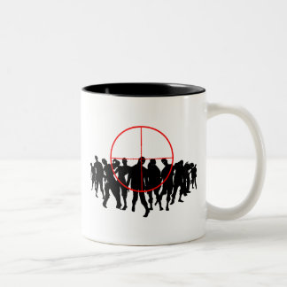 Aim for the Head! - mug