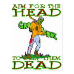 AIM for the HEAD Postcards