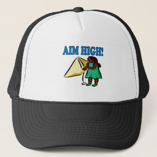 Aim High Trucker Hat