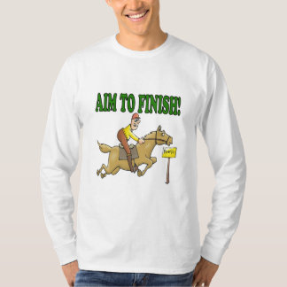 Aim To Finish T-Shirt