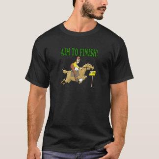 Aim To Finish T-Shirt