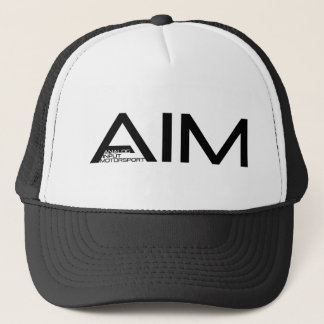 AIM trucker hat