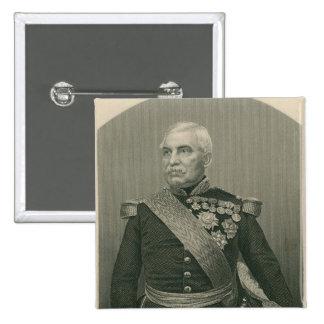 Aimable Jean Jacques Pelissier Duc de Malakof Button