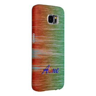 Aime Striped Effect Style Samsung Galaxy case