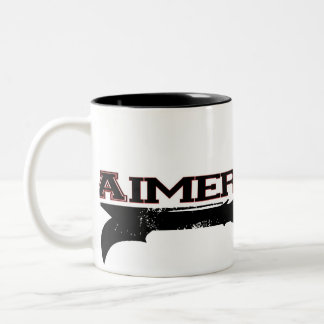 Aimer Jésus | Love Christ (French Edition) Two-Tone Coffee Mug