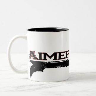 Aimer Jésus | Love Christ (French Edition) Two-Tone Coffee Mug