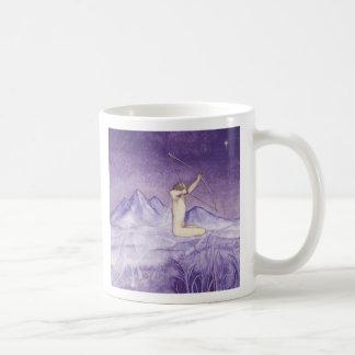 Aiming for the Truth - Sagittarius Coffee Mug