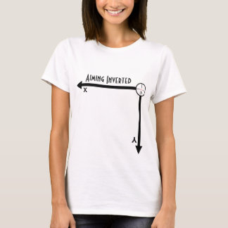 Aiming Inverted T-Shirt
