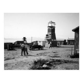 Ain Geb. Jewish settlement: 1930s Postcard