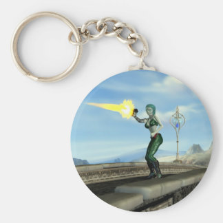 Aina the Adventurer Keychain