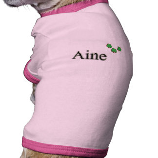 Aine Irish Pet Shirt
