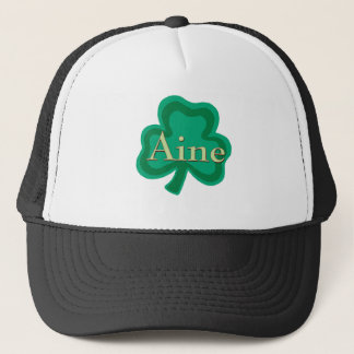 Aine Irish Trucker Hat