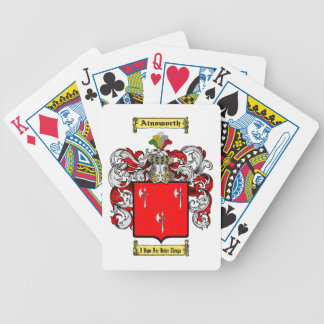 Ainsworth Bicycle Playing Cards