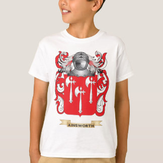 Ainsworth Coat of Arms (Family Crest) T-Shirt