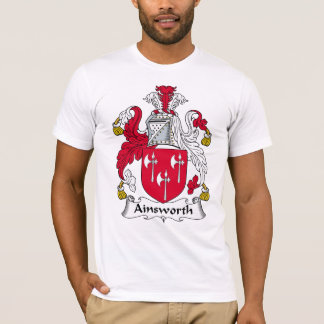 Ainsworth Family Crest T-Shirt