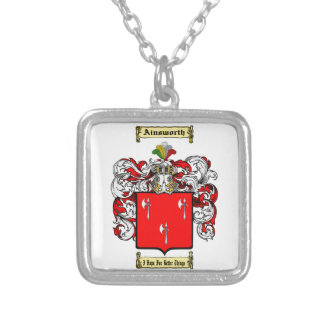 Ainsworth Silver Plated Necklace
