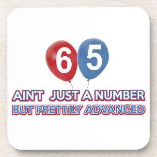 aint 65 apenas un número posavaso