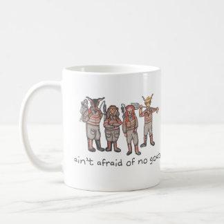"""Ain't Afraid of No Goats (Alt.)"" mug (var. sizes)"