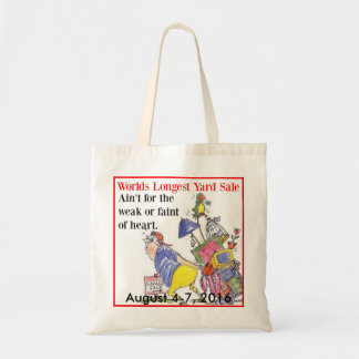 Ain't For the Weak Garage Sale Small Tote