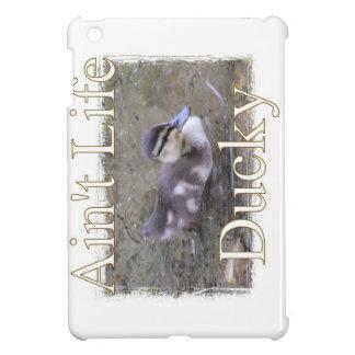 Ain't Life Ducky iPad Mini Cover