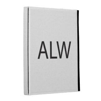 Ain't Life Wonderful.ai iPad Folio Case