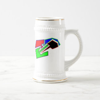 Ain't looking for Nothin' But A Good Time beer mug