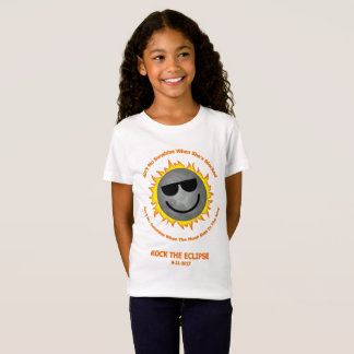 Ain't No Sunshine Girls Eclipse Shirt