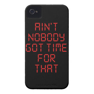 Ain't nobody got time for that iPhone 4 case