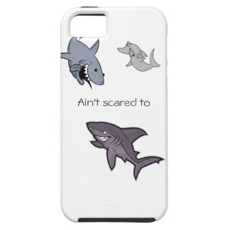 Ain't Scared To iPhone SE/5/5s Case