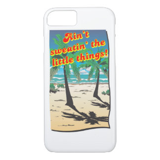 AIN'T SWEATIN' iPhone 8/7 CASE