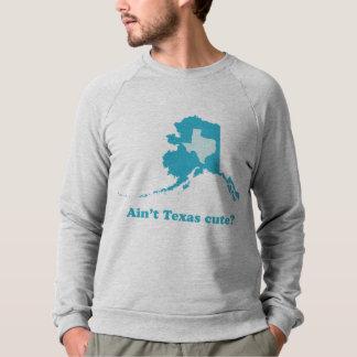 Ain't Texas Cute Alaska Boasting T-shirt