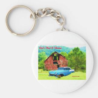 Aint That AShame 1956 Chevrolet Basic Round Button Keychain