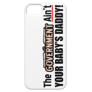 Ain't Your Babby's Daddy! iPhone 5 Cases