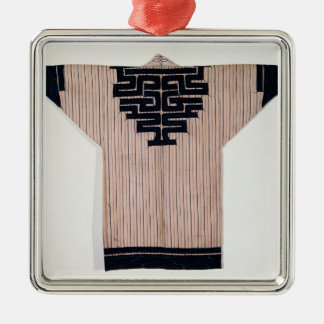Ainu Coat, 19th century Metal Ornament