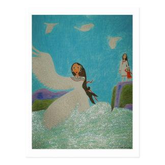 Aioga (Doll Ver.) Postcard